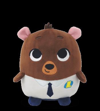 Niedźwiadek Maniek