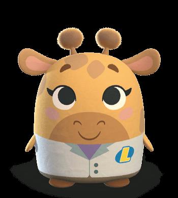 Żyrafa Beti